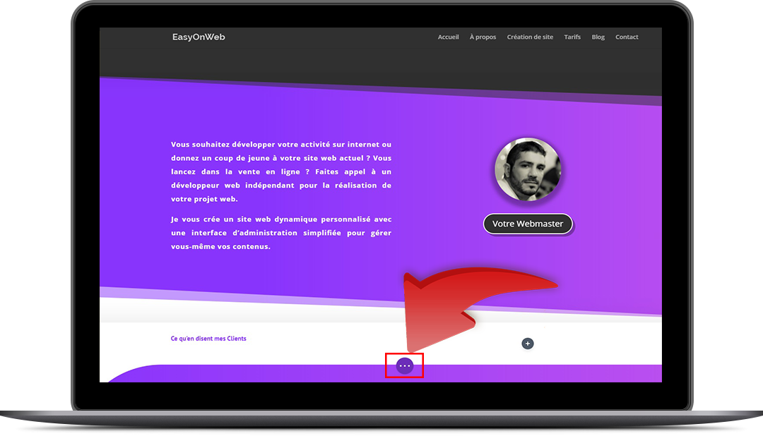 Constructeur de page de Divi : Guide du débutant 2021 35