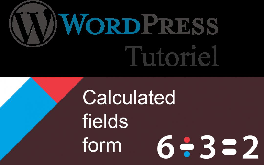 Créer un formulaire dynamique sur WordPress