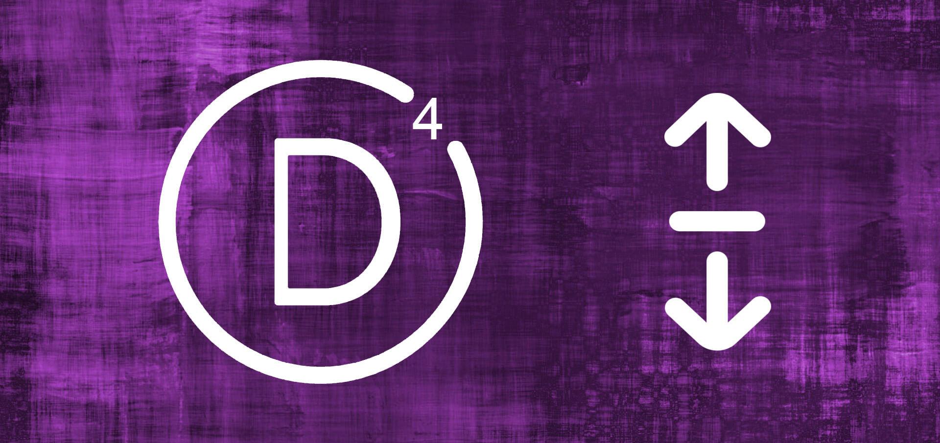 Comment aligner verticalement le contenu avec Divi 43