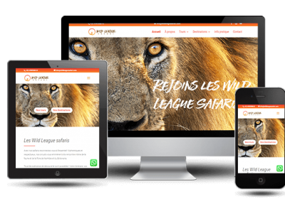Wild League Safari